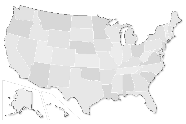 Consular Section Jurisdictions in the U S A    Embassy of